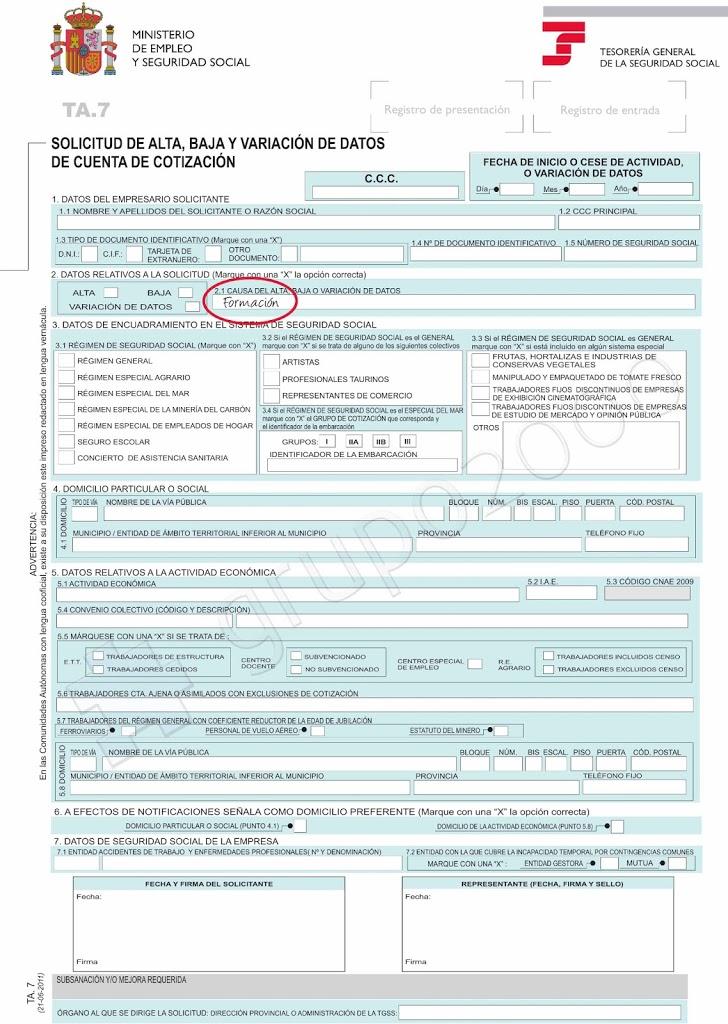 C mo solicitar el c digo de cotizaci n para un contrato for Oficina de empleo por codigo postal