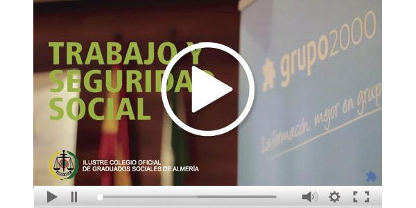 Jornadas del Ilmo. Colegio Oficial de Graduados Sociales de Almería