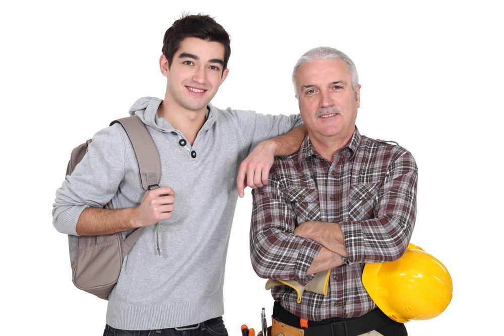 Quiero contratar a mi hijo con un contrato de formación, ¿es posible?