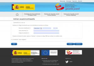 acceso garantia juvenil web-grupo2000