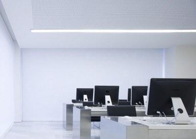 Detalle aula academia Grupo2000