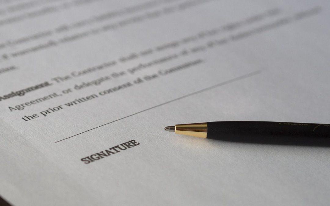 Novedades en Contrata para comunicar el contrato de formación