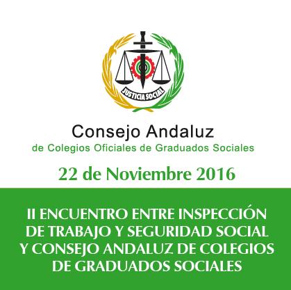 Ya puedes ver el vídeo del II Encuentro entre Inspección y Graduados Sociales
