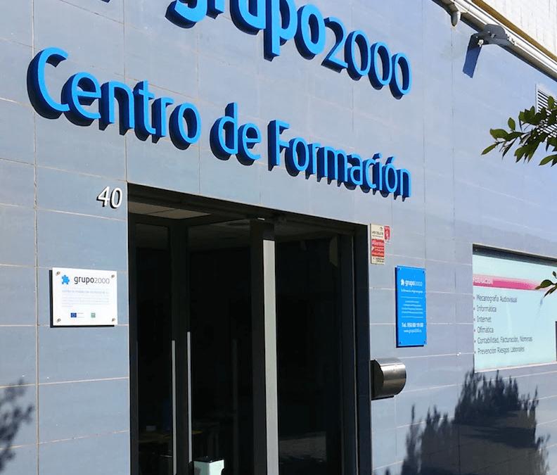 Grupo2000 abre un nuevo centro de formación en Almería