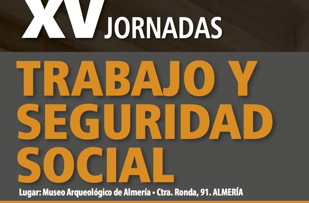 Grupo2000 colabora en las XV Jornadas de Trabajo y Seguridad Social.