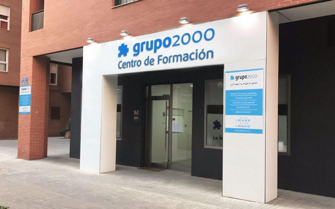 Grupo2000 abre un nuevo centro de formación en Valencia