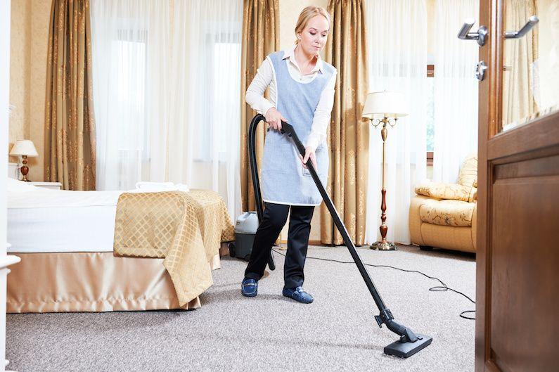 Vuelve la reducción para los empleados de hogar