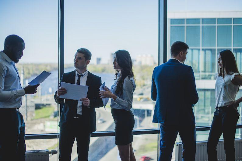 Novedades para cambios de trabajadores en grupos de empresas