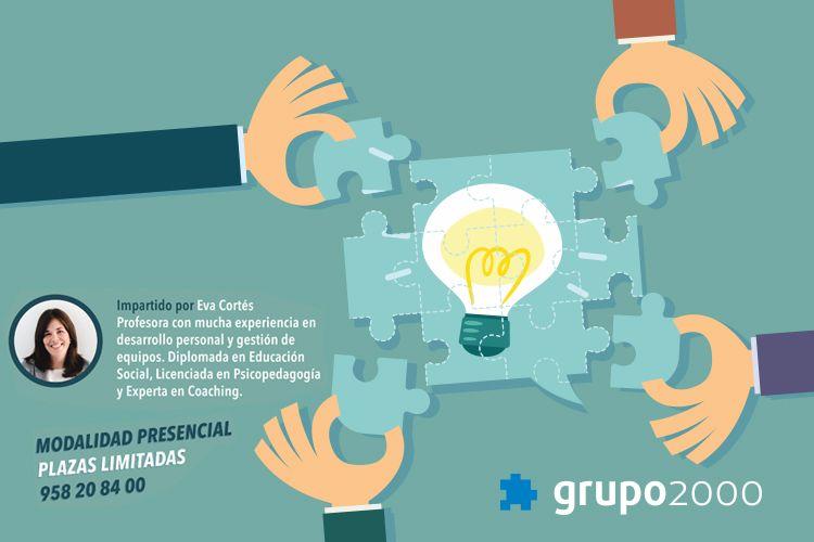 Nuevo curso presencial de desarrollo personal en Granada