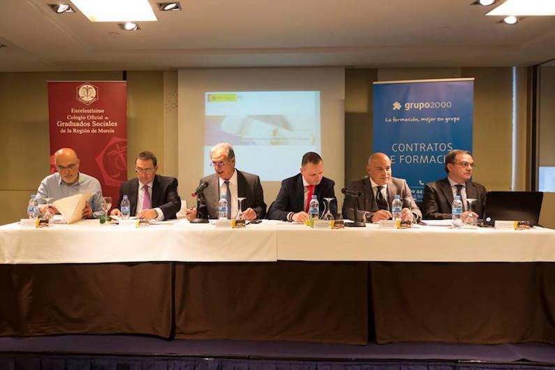 Jornada sobre el nuevo SMI y su aplicación en Murcia