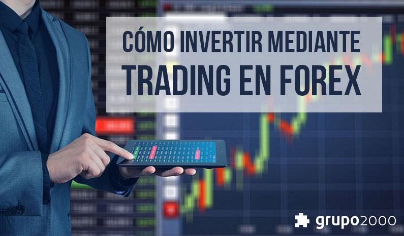 Curso práctico presencial sobre Cómo invertir mediante Trading en Forex