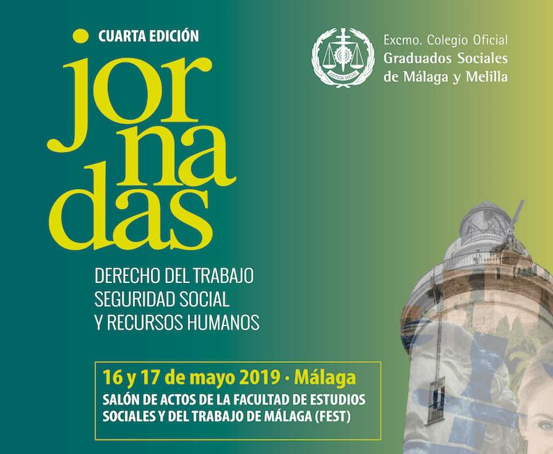 Grupo2000 estará en las Jornadas de Derecho del Trabajo de Málaga
