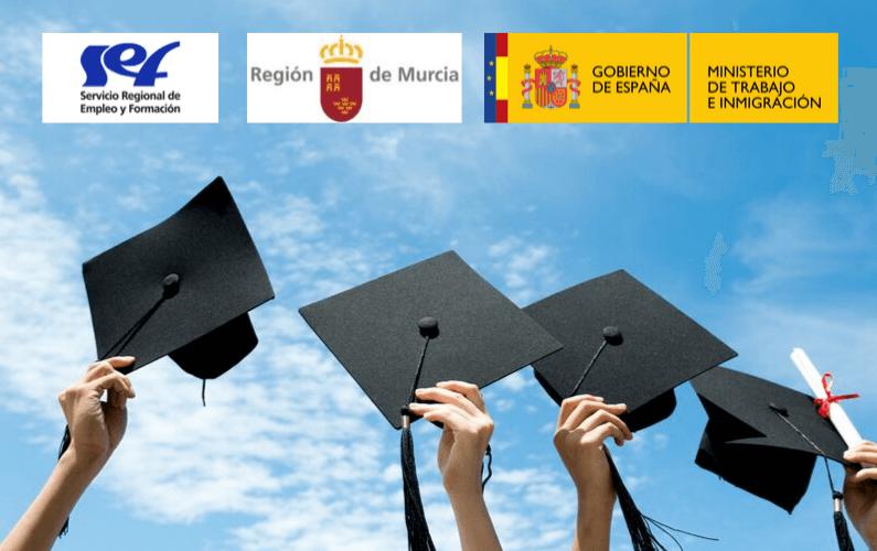 Curso oficial de Competencias Clave para desempleados de Murcia