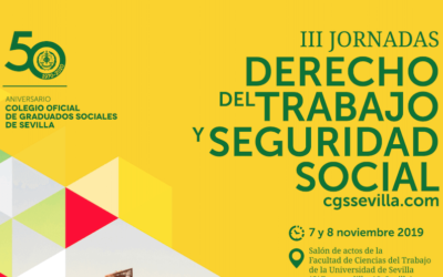 Grupo2000 colabora en las Jornadas de Trabajo del CGS de Sevilla