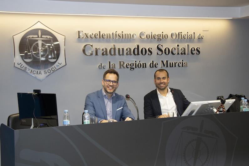 Éxito de la jornada de Transformación Digital organizada con CGS Murcia