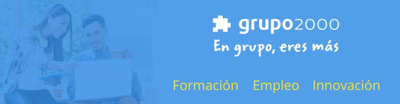 Grupo2000. Formación, empleo e innovación.