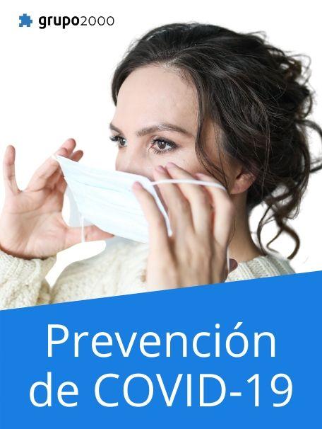 Curso de Prevención de COVID-19