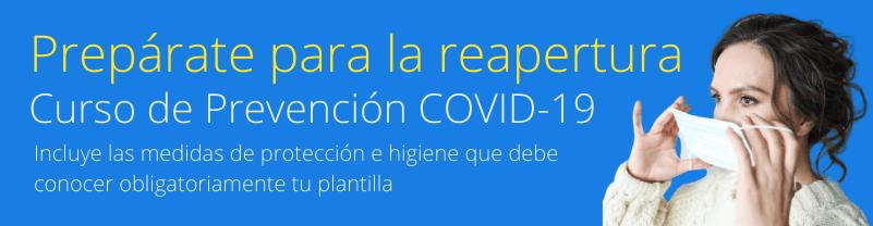 Curso de prevención covid19