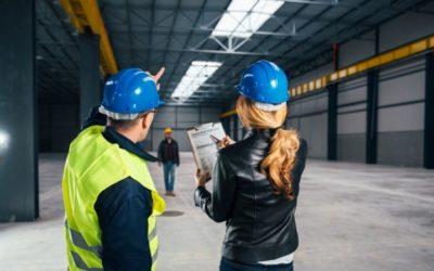 Campaña de Inspección revisando ERTES y medidas de seguridad