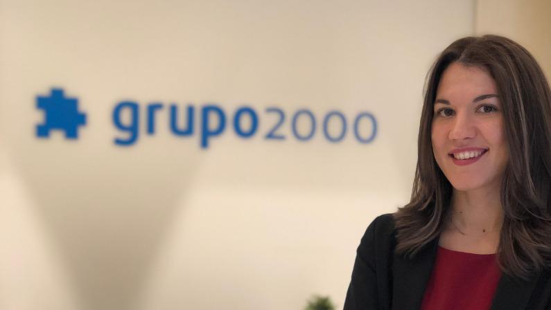 Os presentamos a Sensi Cortés, la nueva directora de Grupo2000